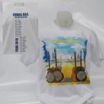 Tour-Shirt 2014 weiß