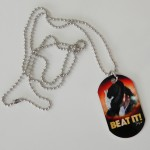 "Dog Tag ""BEAT IT! Live"""