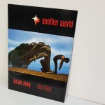 "Brian May ""another world"" Tourmagazin 1998"