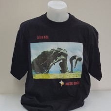 "Brian May ""another world 1998"" Tourshirt in schwarz"