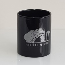 "Brian May ""another world""Tasse in schwarz"