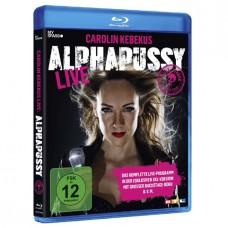 BLU-RAY ALPHAPUSSY, LIVE