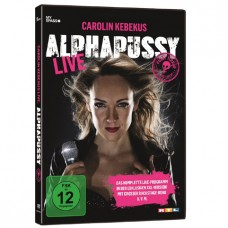 DVD ALPHAPUSSY, LIVE