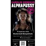 Alphapussy Premium-Ticket Carolin Kebekus für den 10.11.2017 in Hamburg