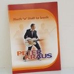 Peter Kraus Rock 'n' Roll is back Tourmagazin 2005