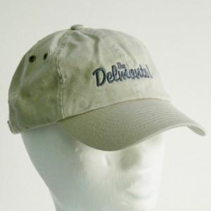 """Basecap """"The Delmonts"""""""
