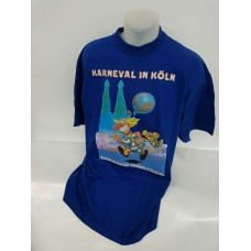 "T-Shirt ""Karneval in Köln """