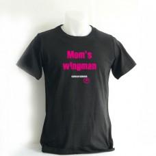 "T-Shirt schwarz ""Kebekusspruch"", Motiv 2"