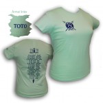 Toto Girl-Shirt, mint