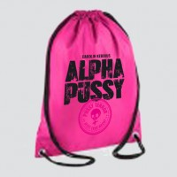 Gym Sac ALPHAPUSSY, pink