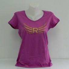 "Girl-Shirt ""PHOENIX"" pink"