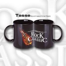 Tasse schwarz / Mug black / Tour 2013