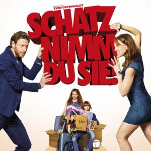 """DVD """"Schatz, nimm du sie!"""""""